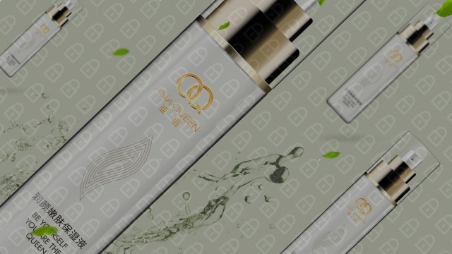 亚后日用品牌包装设计入围方案0