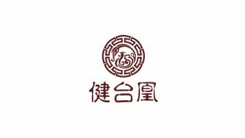 健台凰白酒品牌LOGO设计