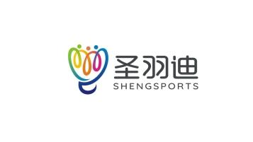 圣羽迪體育文化公司LOGO設計
