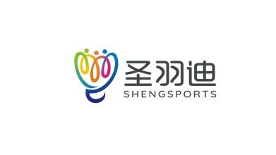 圣羽迪体育文化公司LOGO设计