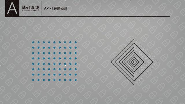 豐睿才智管理公司VI設計入圍方案0