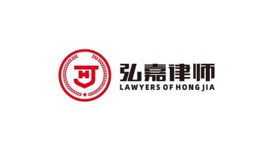 弘嘉律所LOGO必赢体育官方app