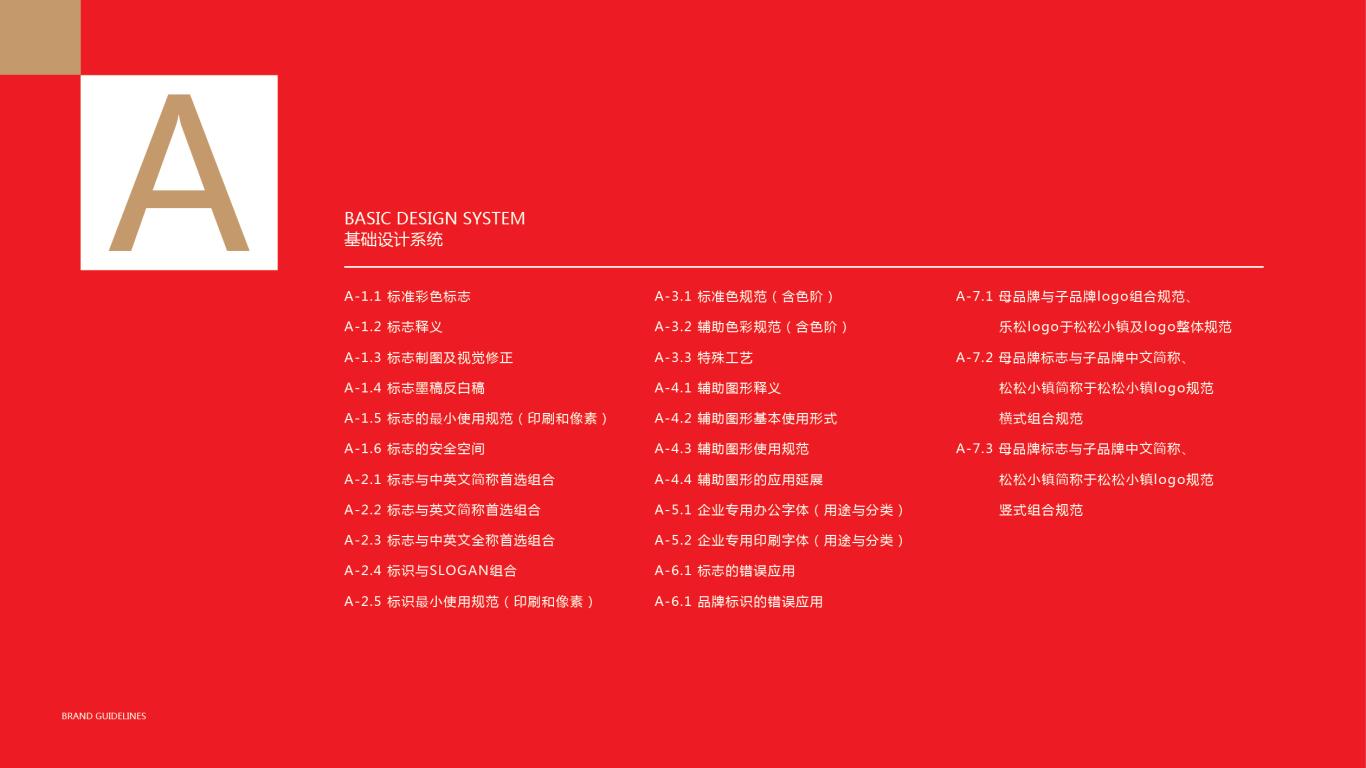 乐松广场品牌VI设计中标图2