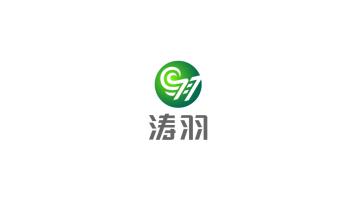杏华堂生物科技公司LOGO设计