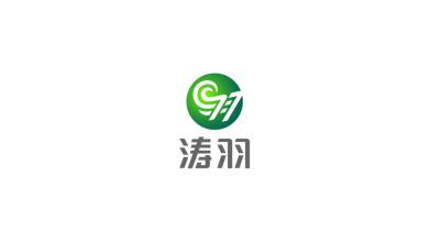 杏華堂生物科技公司LOGO設計