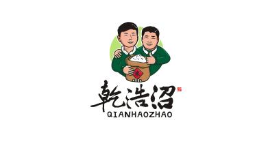 乾浩沼食品品牌LOGO乐天堂fun88备用网站