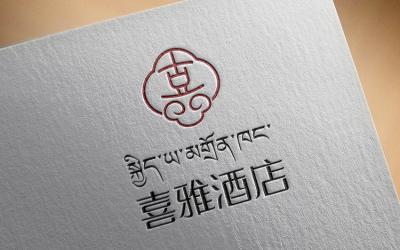 酒店logo設計
