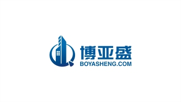 博亚盛技术检测公司LOGO设计