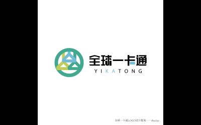 全球一卡通竞选logo(01)