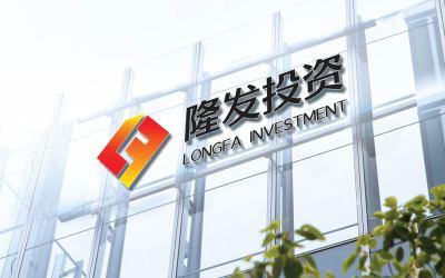 隆發投資logo