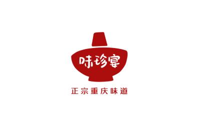 火鍋調味品牌LOGO設計