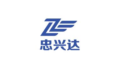 忠兴达电子公司LOGO设计