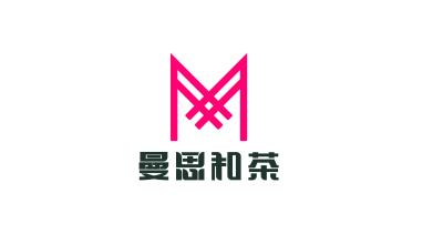 曼思和茶品牌LOGO設計