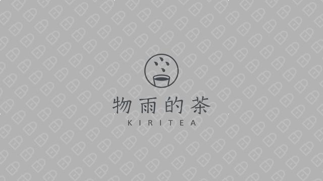 物雨的茶品牌LOGO万博手机官网入围方案1