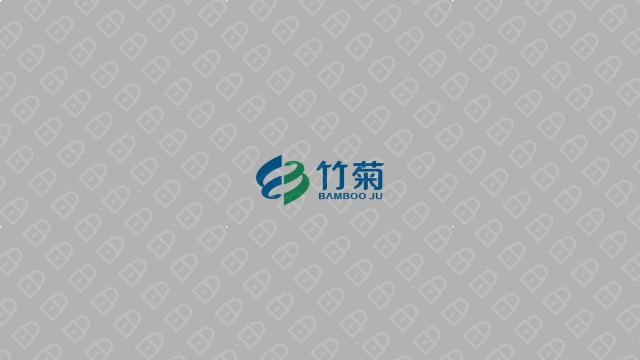 竹菊生物科技公司LOGO设计入围方案2