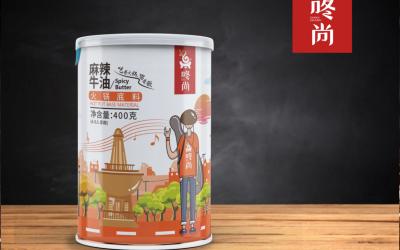 咚尚火锅调料包装设计