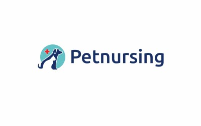 Petnursing宠物医疗LOGO