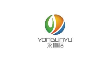 永琳裕貿易公司LOGO設計