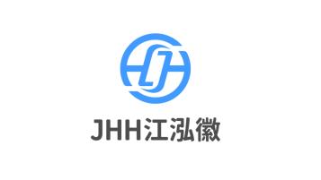 江泓徽电子科技公司LOGO设计