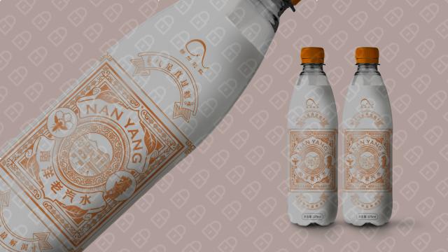 南洋老汽水品牌包装设计入围方案6