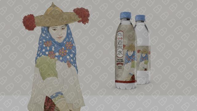 南洋老汽水品牌包装设计入围方案8