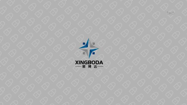 星博达生物公司LOGO设计入围方案1