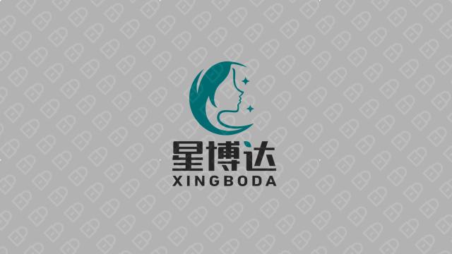 星博达生物公司LOGO设计入围方案3