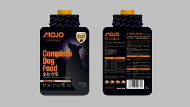 MOJO宠物粮食品牌包装必赢体育官方app