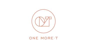 One More·T服飾公司LOGO設計