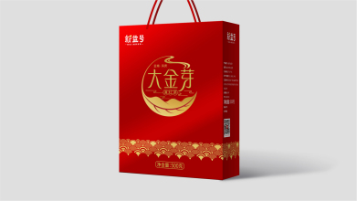 新益號茶葉品牌包裝設計