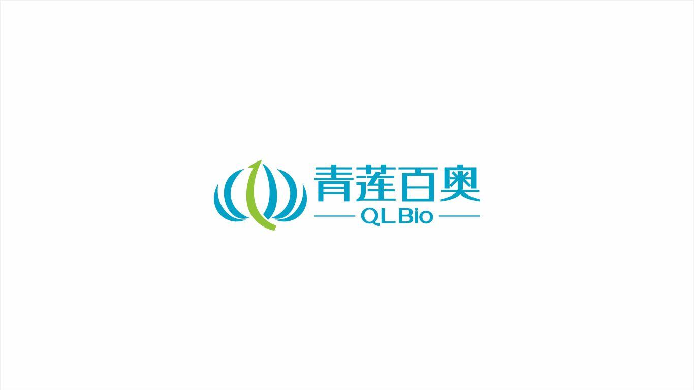 青莲百奥科技品牌LOGO万博手机官网中标图2