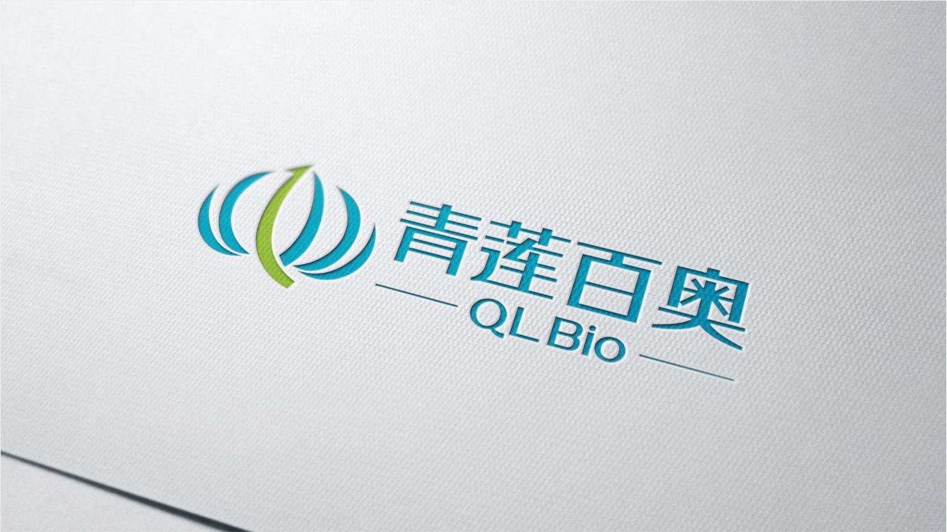 青莲百奥科技品牌LOGO万博手机官网中标图3