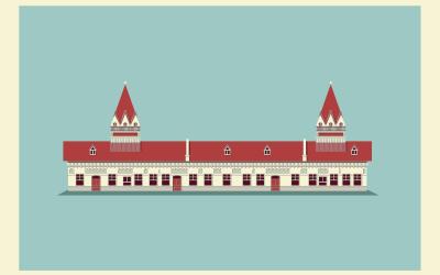 火车站文创设计