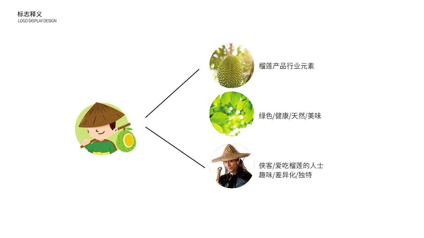 愛榴客食品品牌LOGO設計中標圖2