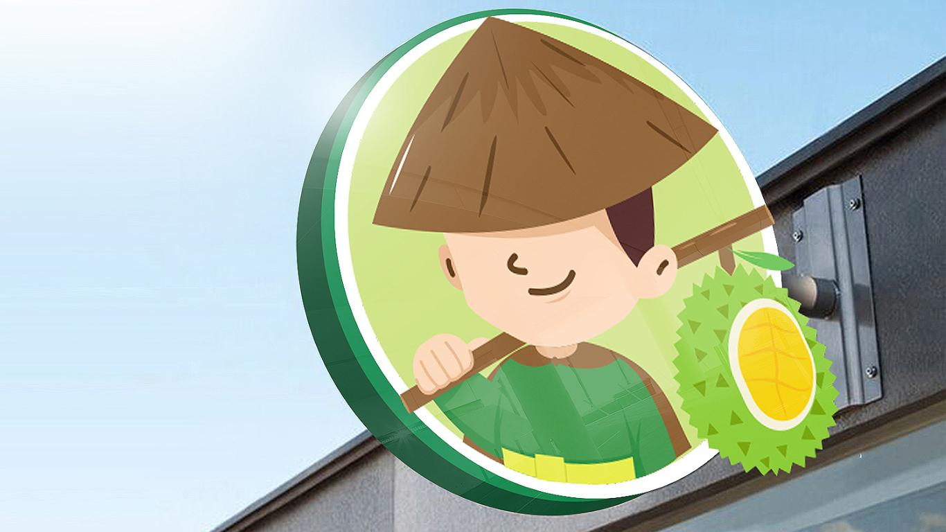 爱榴客食品品牌LOGO设计中标图12