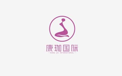 康珈国际LOGO+VI设计