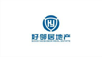 好鄰居房地產公司LOGO設計