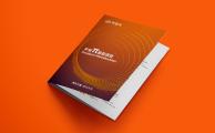 平安科技折页设计