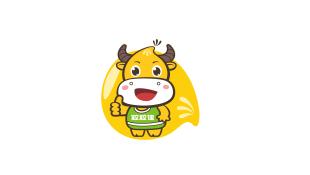 粒粒佳食品品牌吉祥物設計