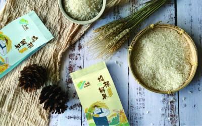 坞根鲜米包装