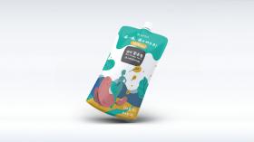 宜有代餐奶昔品牌包装设计