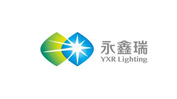 永鑫瑞燈具公司LOGO設計