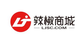 辣椒商城电商品牌LOGO设计