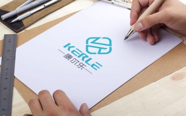 康尔乐标志设计案例
