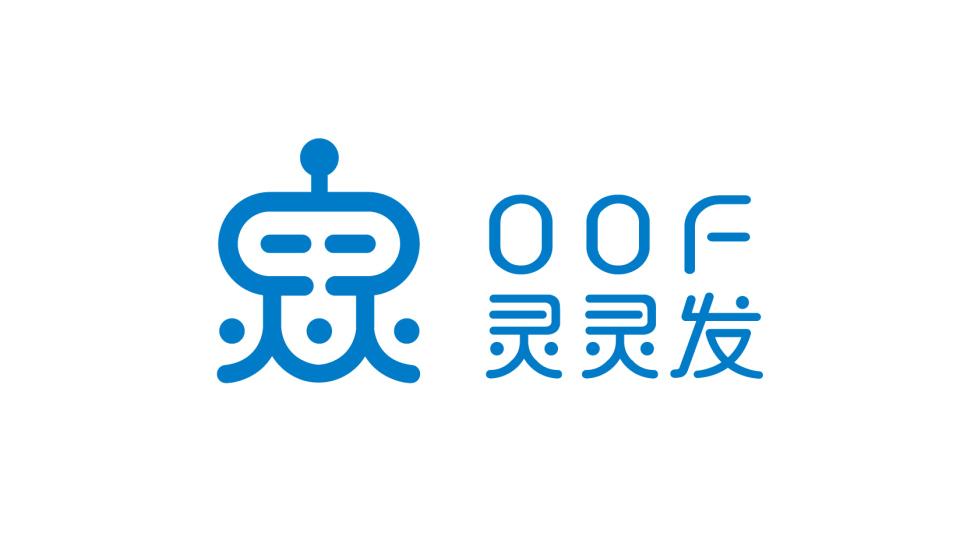 灵灵发电商品牌LOGO设计