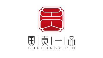 國貢一品食品品牌LOGO設計