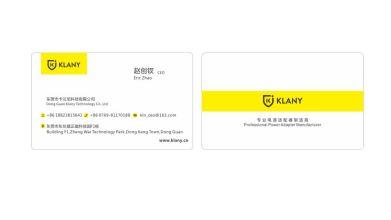 卡兰尼科技公司名片必赢体育官方app