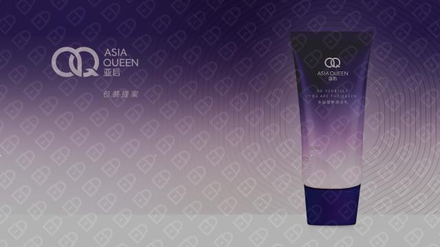 亚后高端日用品包装设计入围方案1