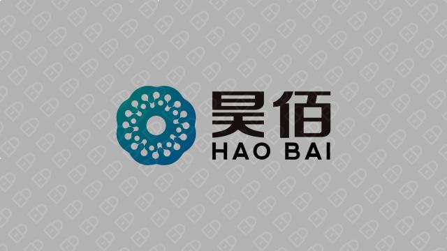 赫佰生物科技公司LOGO设计入围方案12