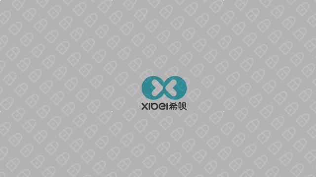 希呗网络科技公司LOGO设计入围方案0